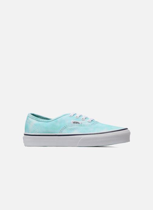 Sneakers Vans Authentic E Azzurro immagine posteriore