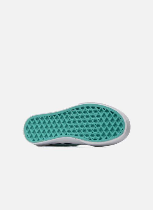 Sneakers Vans Authentic E Azzurro immagine dall'alto