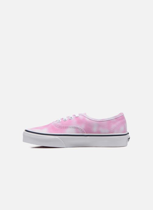 Sneakers Vans Authentic E Rosa immagine frontale