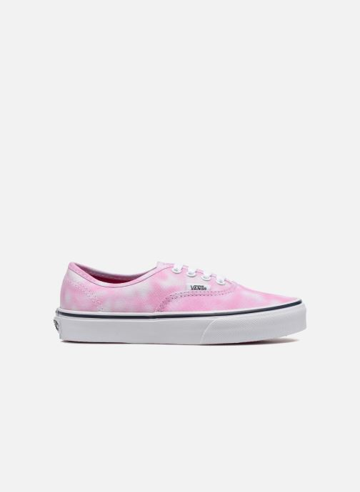 Sneakers Vans Authentic E Rosa immagine posteriore