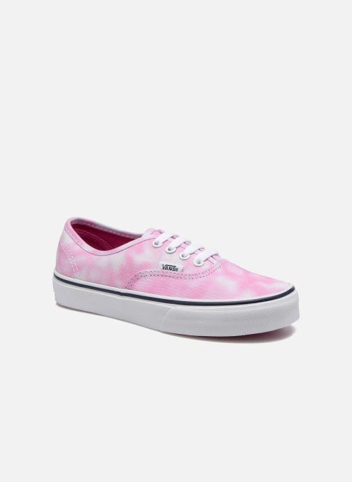 Sneakers Vans Authentic E Roze detail