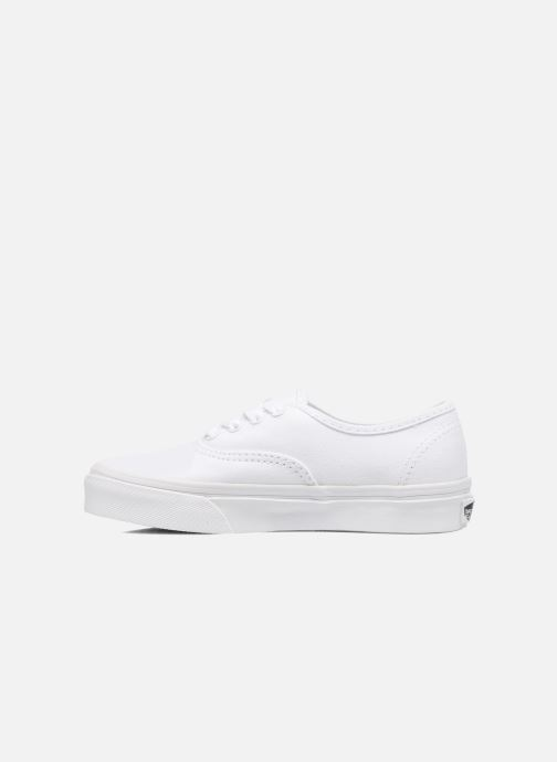 Baskets Vans Authentic E Blanc vue face