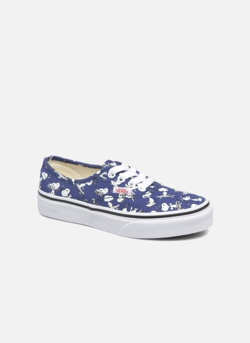 Vans Authentic E (Multicolore) Baskets chez Sarenza (305166)
