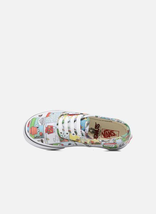 Sneakers Vans Authentic E Multicolore immagine sinistra