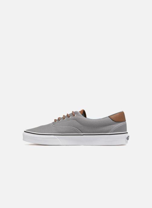 Sneaker Vans Era 59 grau ansicht von vorne
