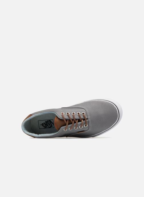 Sneakers Vans Era 59 Grijs links