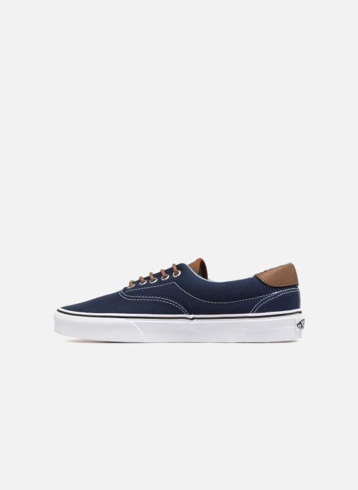 Sneakers Vans Era 59 Azzurro immagine frontale