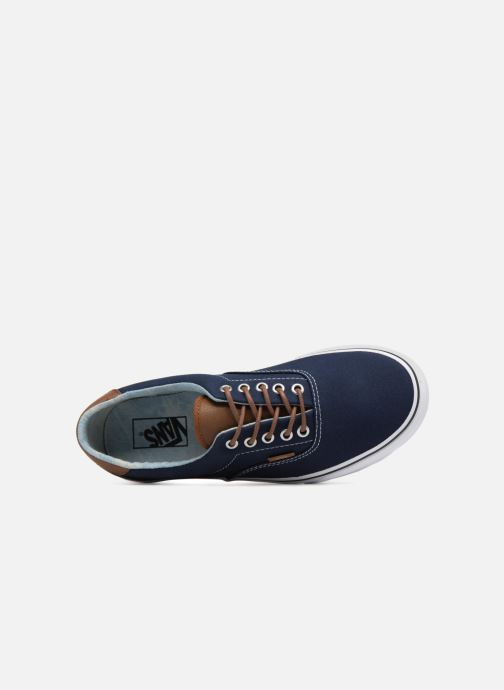Sneakers Vans Era 59 Blauw links