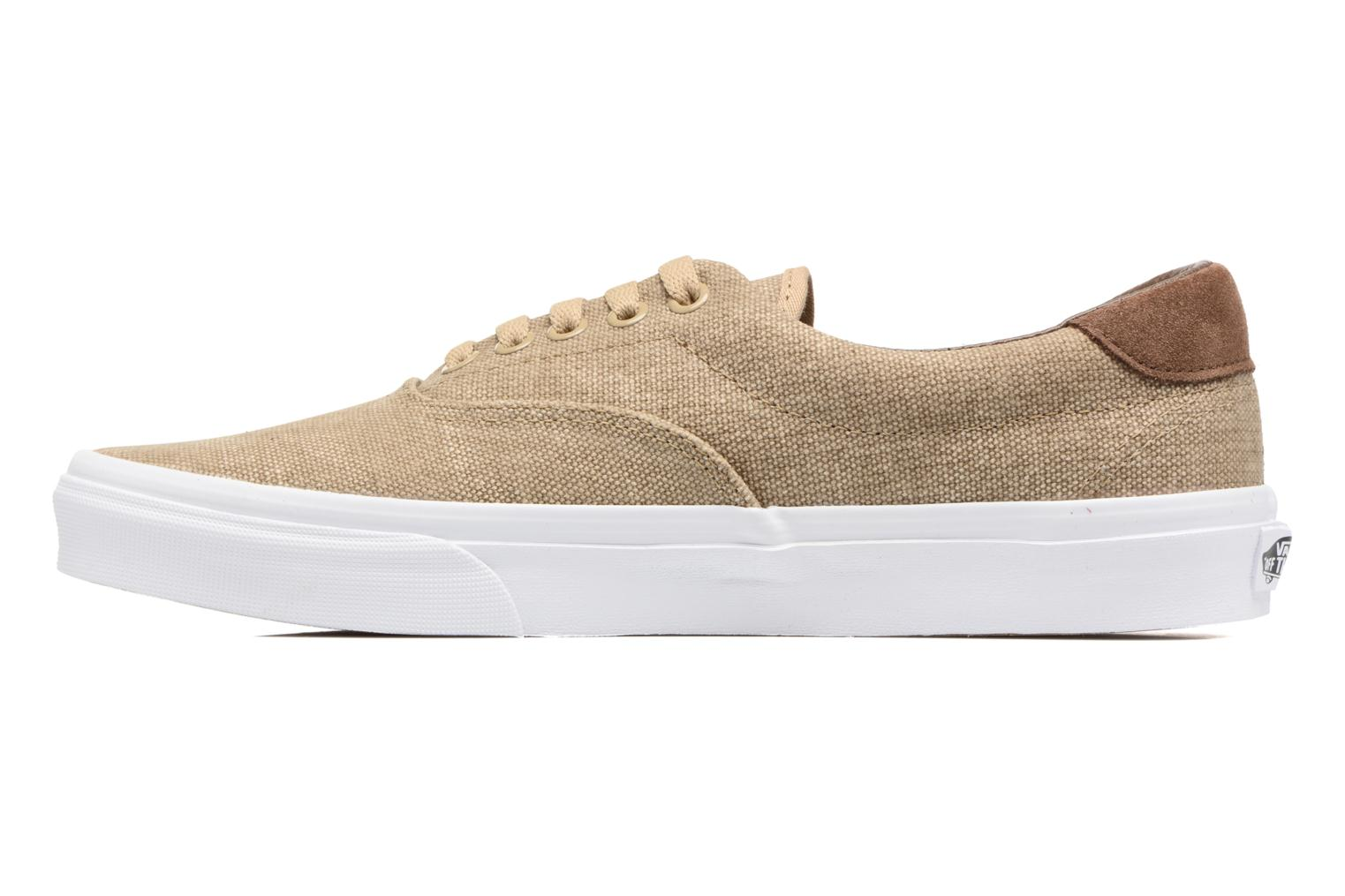 Baskets Vans Era 59 Beige vue face