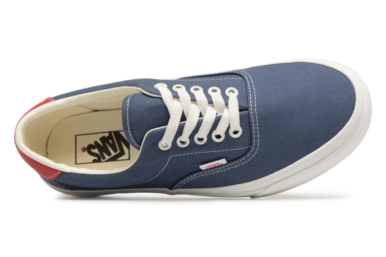 Sneaker Vans Era 59 blau ansicht von links