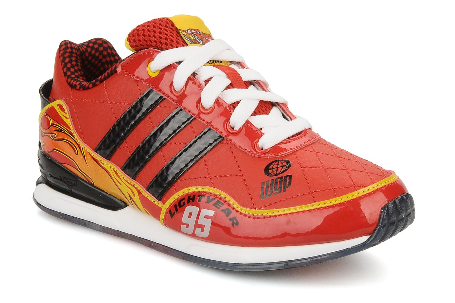 Adidas Performance (Rojo) Disney cars 2 c (Rojo) Performance Zapatillas de deporte bcbef3