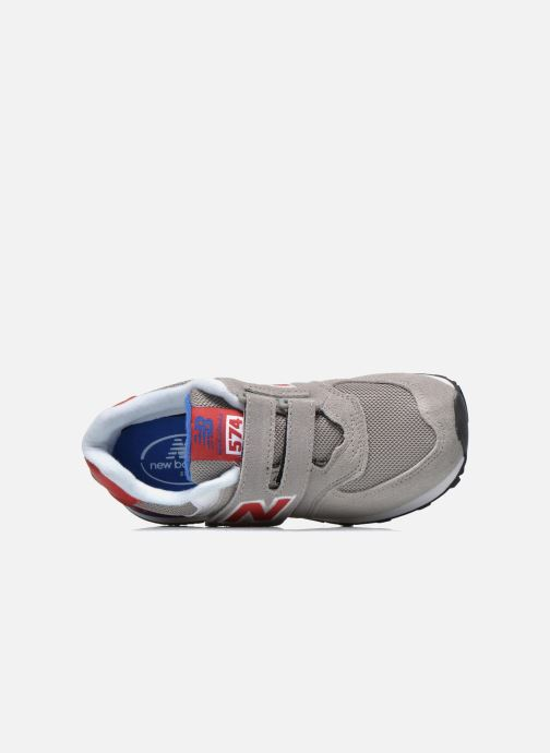 Trainers New Balance Kv574NEI Grey view from the left