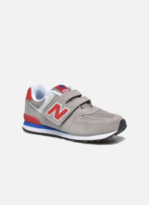 Trainers New Balance Kv574NEI Grey detailed view/ Pair view