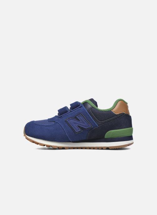 Sneakers New Balance Kv574NEI Blauw voorkant