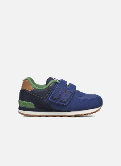 Sneakers New Balance Kv574NEI Blauw achterkant