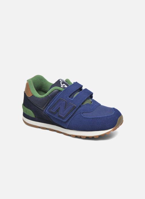 Sneakers New Balance Kv574NEI Blauw detail
