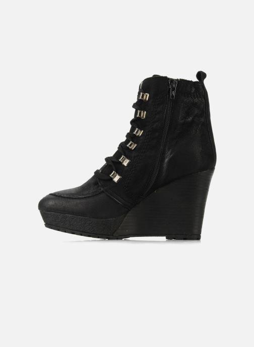 Bottines et boots Carvela Sasha Noir vue face