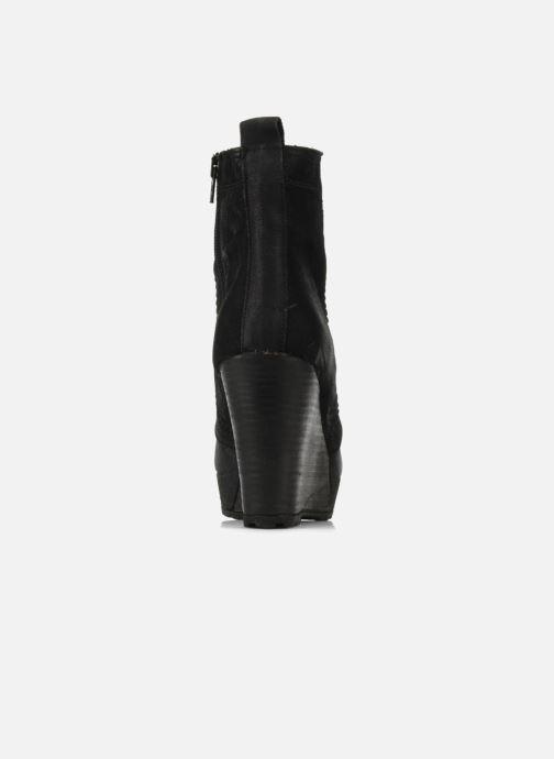 Bottines et boots Carvela Sasha Noir vue droite