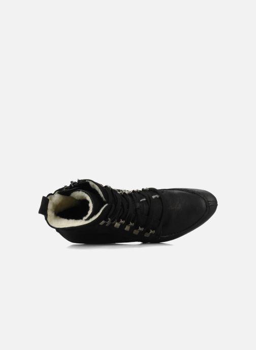 Bottines et boots Carvela Sasha Noir vue gauche