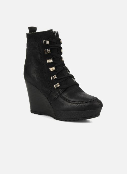 Bottines et boots Carvela Sasha Noir vue détail/paire