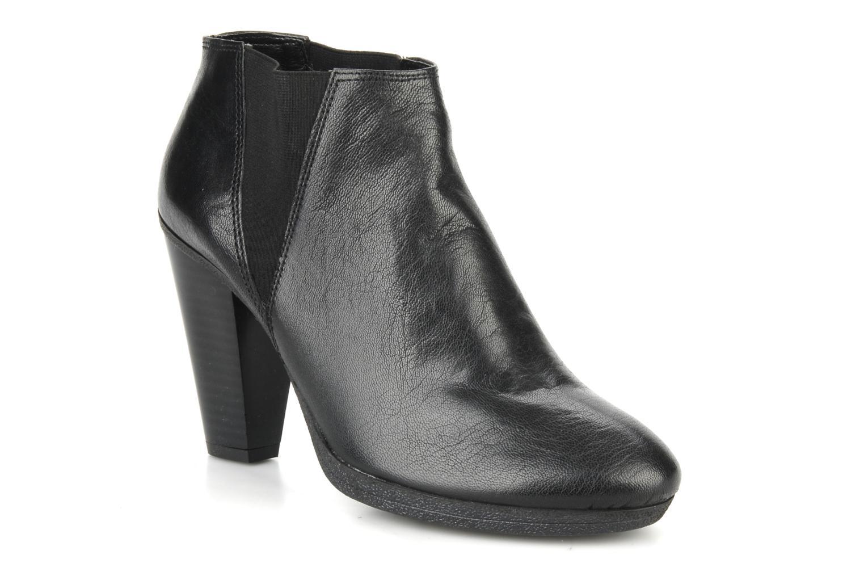 Bottines et boots Carvela Arthur Noir vue détail/paire
