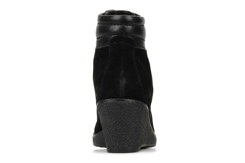 Bottines et boots Carvela Sierra Noir vue droite