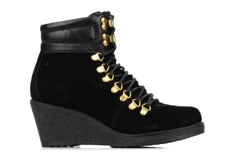 Bottines et boots Carvela Sierra Noir vue derrière