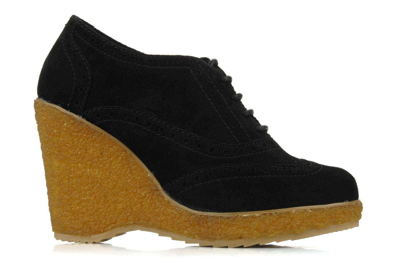 Chaussures à lacets Carvela Albert Noir vue derrière