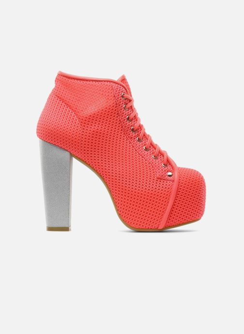 Boots en enkellaarsjes Jeffrey Campbell Lita Roze achterkant
