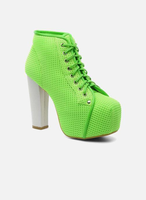 Jeffrey Campbell Lita (Green) - Ankle boots chez Sarenza (95827) bfacf1061