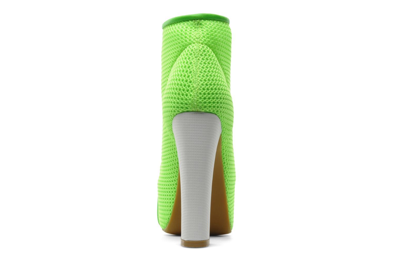 Stiefeletten & Boots Jeffrey Campbell Lita grün ansicht von rechts