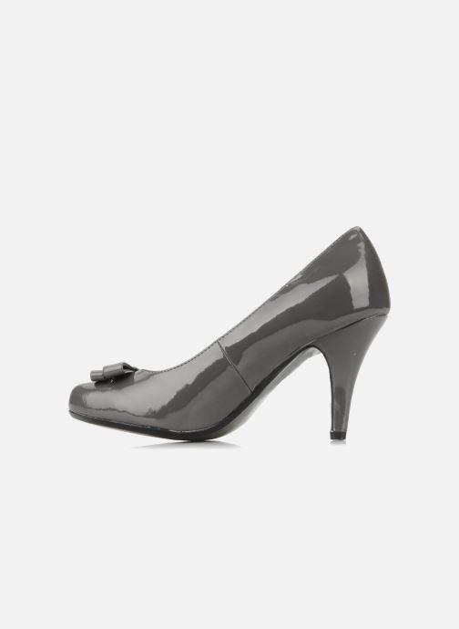 I Love Shoes Woolver Gris Escarpins chez Sarenza 73992