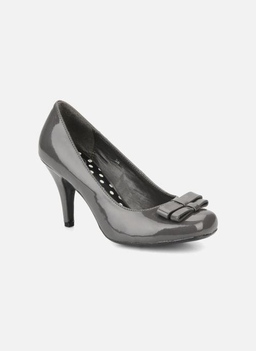 Zapatos de tacón I Love Shoes Woolver Gris vista de detalle / par