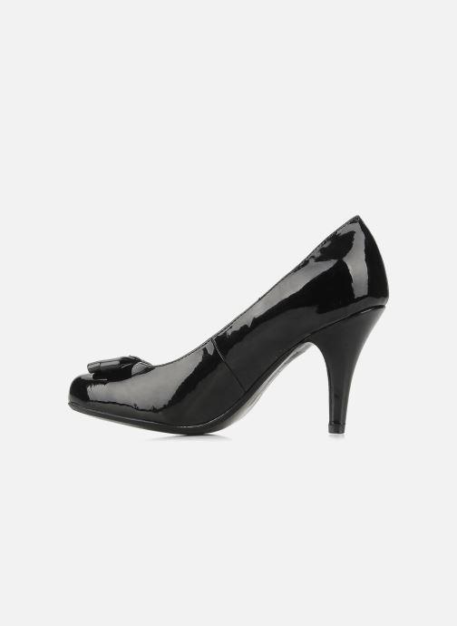 Escarpins I Love Shoes Woolver Noir vue face