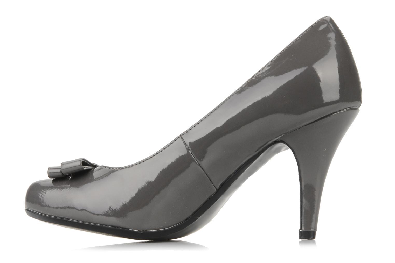 Escarpins I Love Shoes Woolver Gris vue face