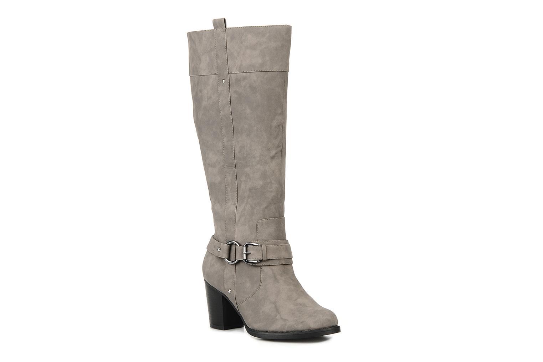 Cómodo y bien Love parecido  I Love bien Shoes Clarita (Gris) - Botas en Más cómodo 104f5e