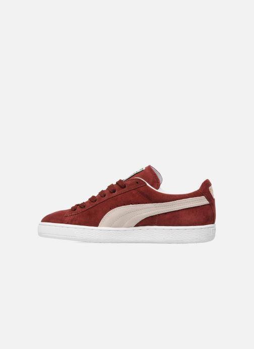 Sneakers Puma Suede Classic + Bordeaux se forfra