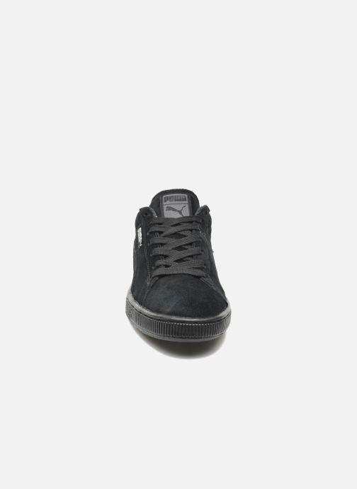 Sneakers Puma Suede Classic + Svart bild av skorna på
