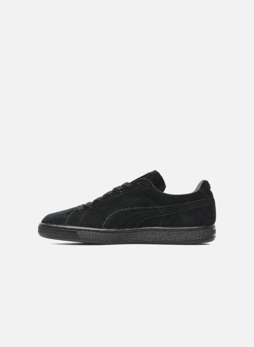Sneakers Puma Suede Classic + Svart bild från framsidan