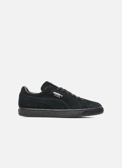 Trainers Puma Suede Classic + Black back view
