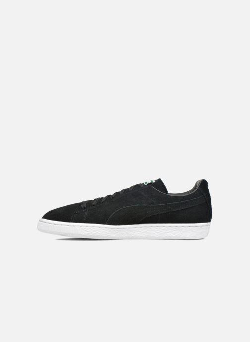 Sneakers Puma Suede Classic + Nero immagine frontale