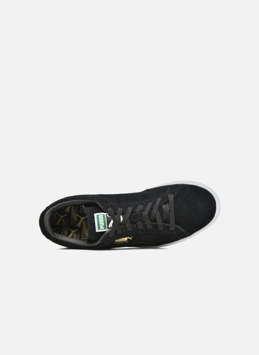 Baskets Puma Suede Classic + Noir vue gauche