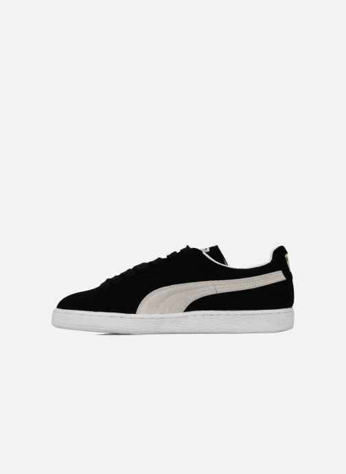 Trainers Puma Suede Classic + Black front view