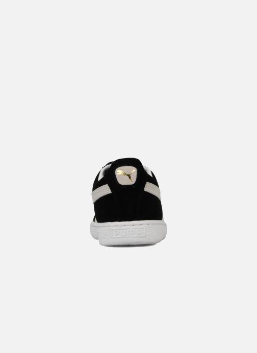 Baskets Puma Suede Classic + Noir vue droite