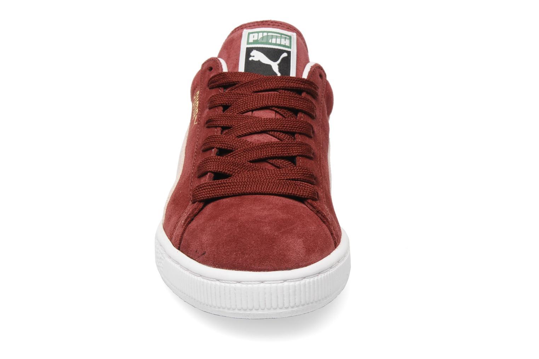 Sneakers Puma Suede Classic + Bordeaux model