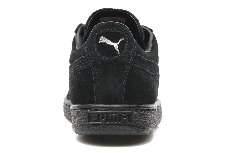 Sneakers Puma Suede Classic + Zwart rechts