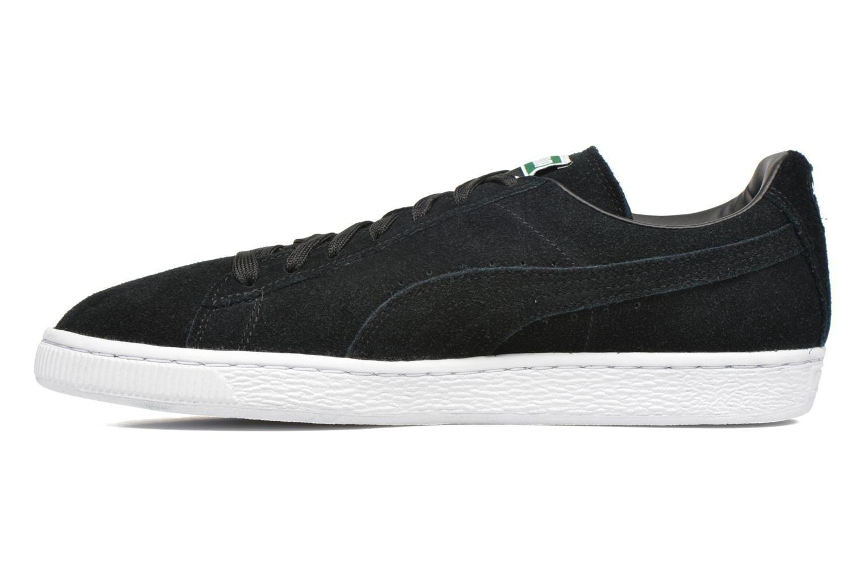 Sneakers Puma Suede Classic + Zwart voorkant
