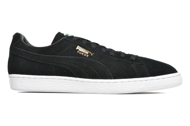 Sneakers Puma Suede Classic + Zwart achterkant
