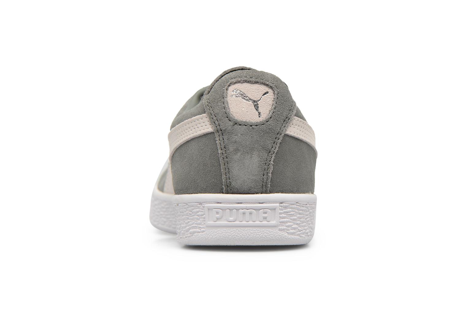 Trainers Puma Suede Classic + Grey view from the right