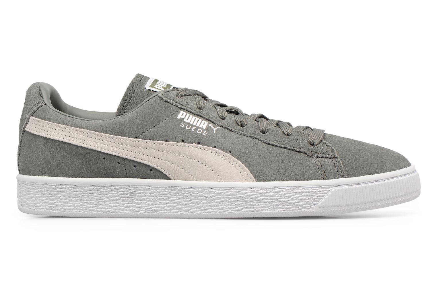 Trainers Puma Suede Classic + Grey back view